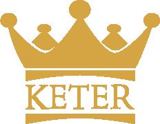 Keter Name Logo
